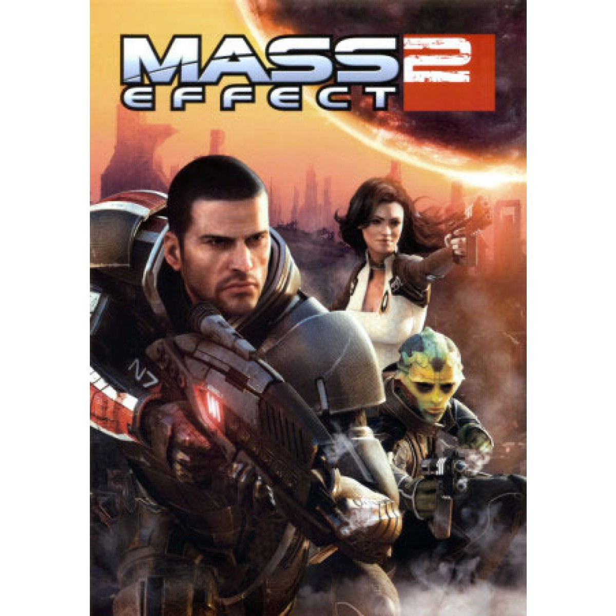 Dead space 2 + Mass Effect 2