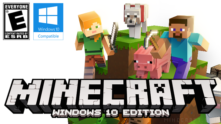 Minecraft: Windows 10 Edition — gift key