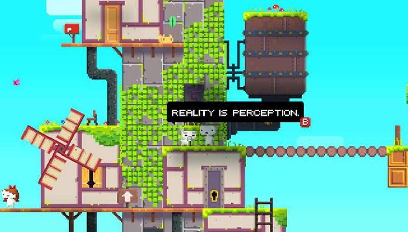 FEZ лицензия [Steam Gift/RU+CIS]