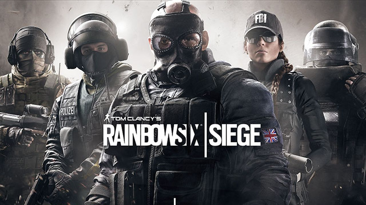 Купить Tom Clancy's Rainbow Six Siege