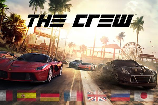 Купить The Crew (Uplay)  + [Гарантия]