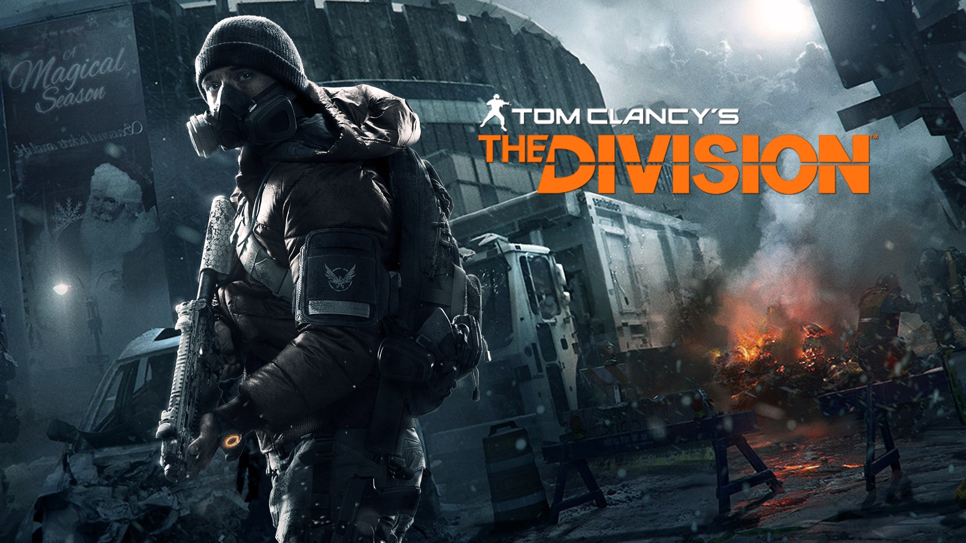 Купить Tom Clancy's The Division(RUS)+ гарaнтия
