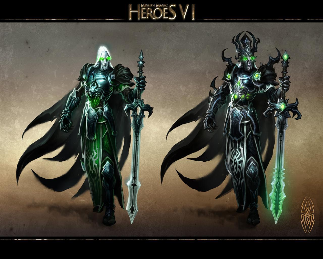 Купить Might and Magic Heroes VI + гаран месяц