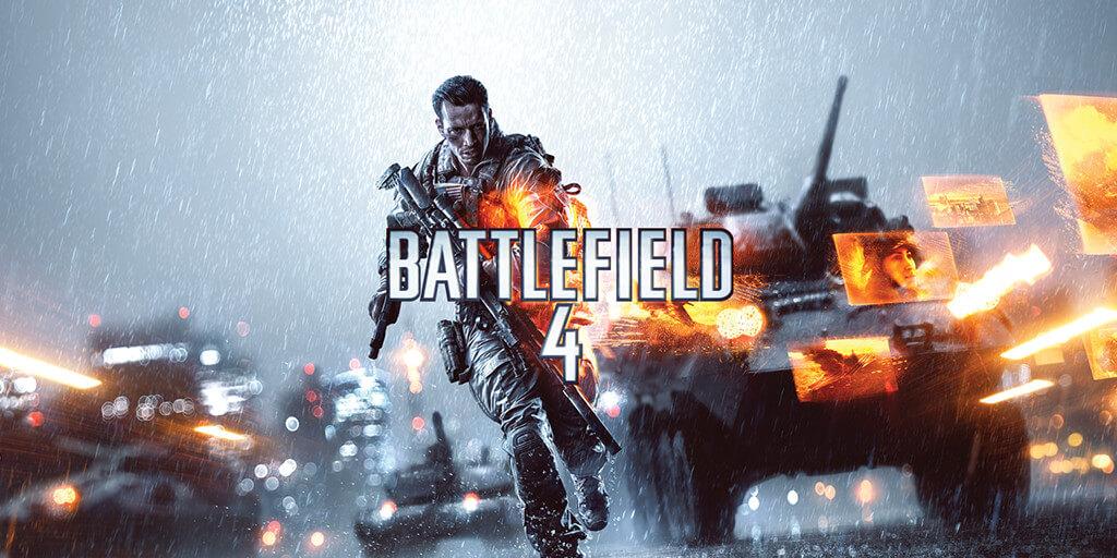 Купить Battlefield 4 +гарантия 1 месяц