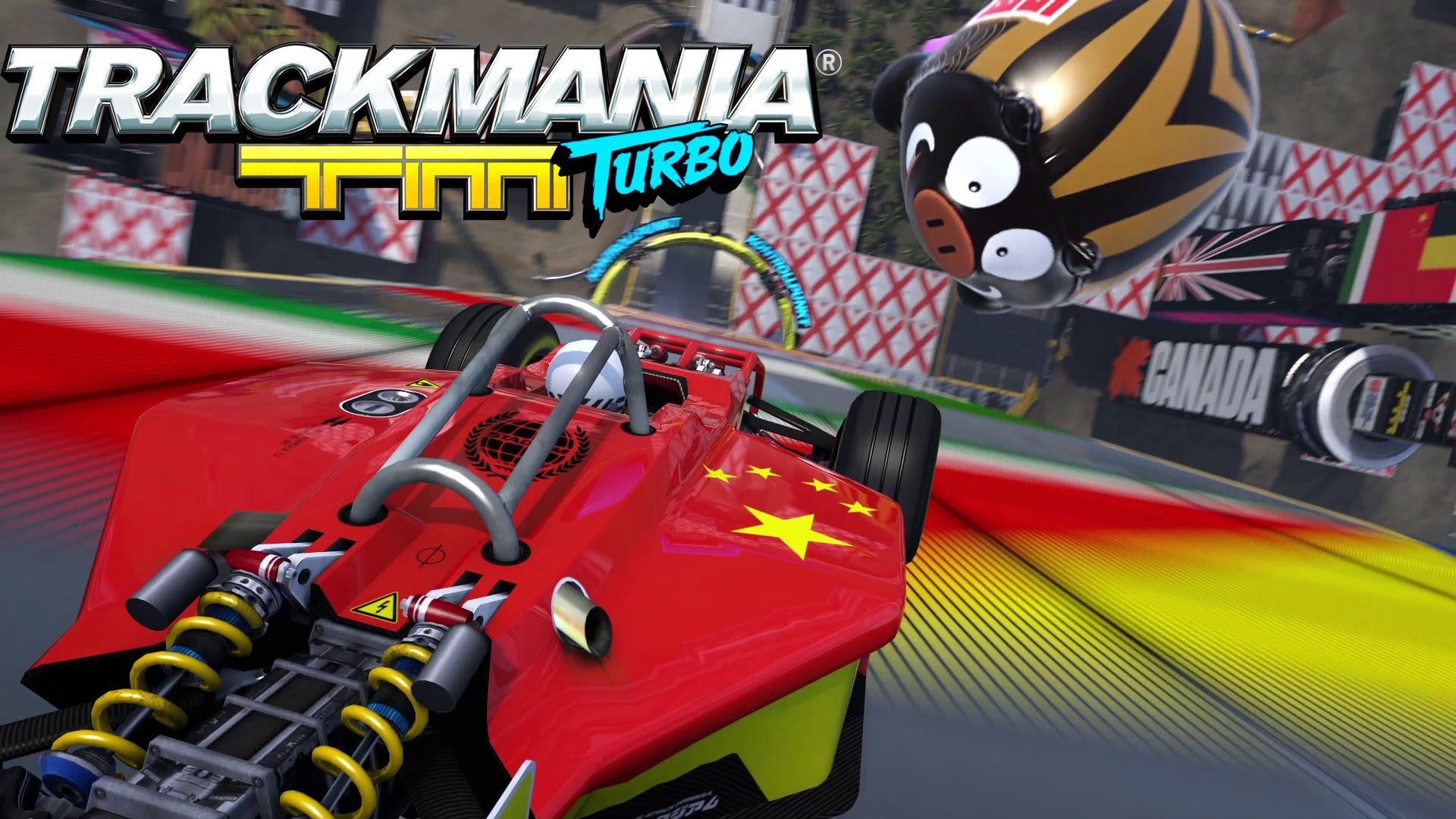 Купить Trackmania Turbo (UPLAY)
