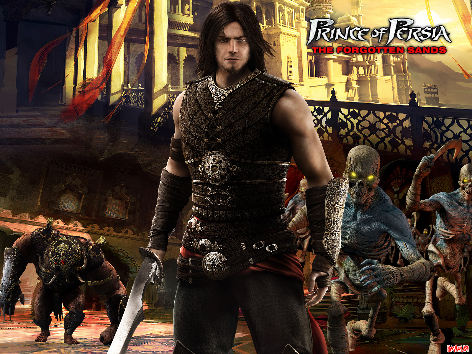 Купить Prince of persia: The Forgotten Sands (UPLAY)