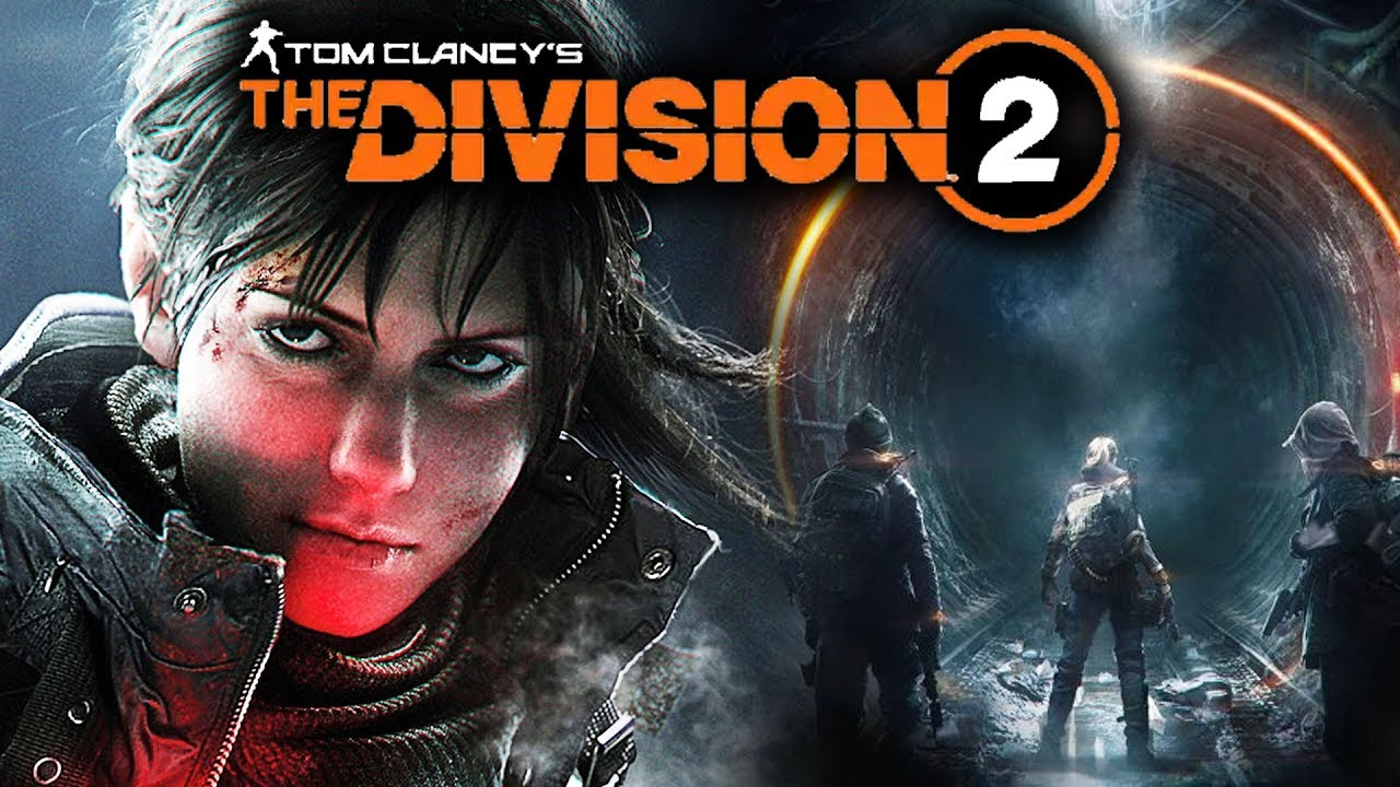 Tom Clancys The Division 2(UPLAY)2019