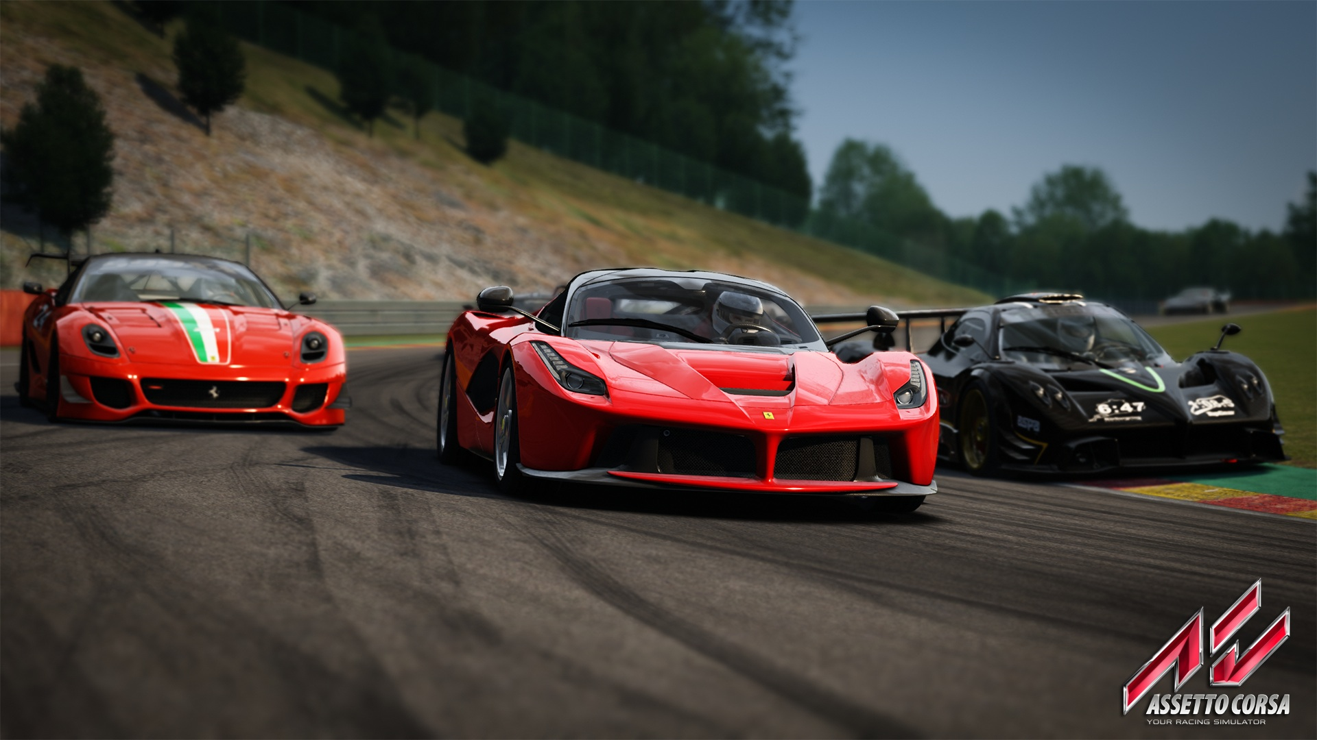 Assetto Corsa  (STEAM GIFT/ RU+CIS)
