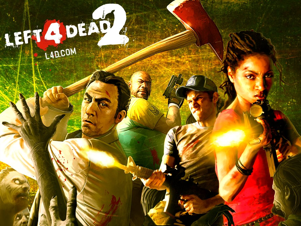 Left 4 Dead 2 (STEAM GIFT/ RU+CIS)