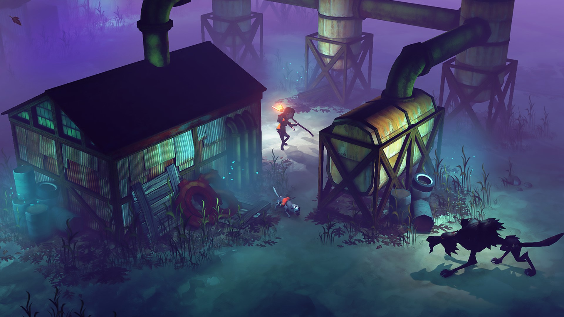 The Flame in the Flood (STEAM GIFT/ RU+CIS)