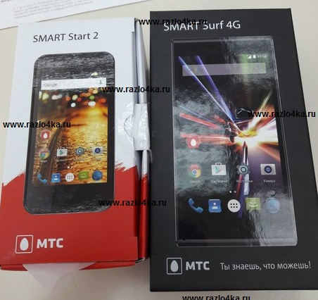 MTS SMART SURF 4g unlock code