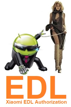 Xiaomi Account EDL Authorization