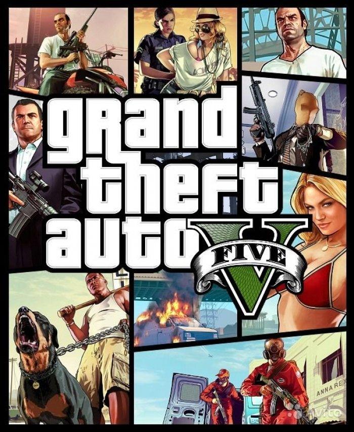 Grand Theft Auto V Original Key (Rockstar Club)