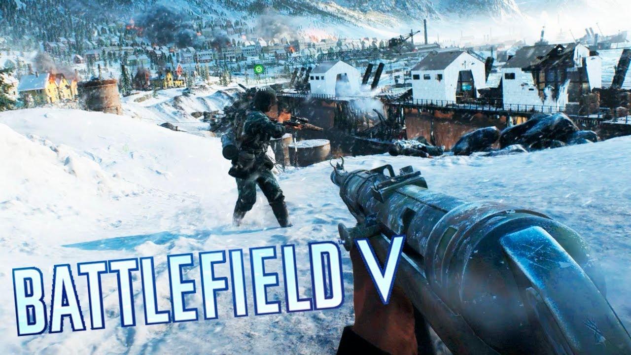 Купить Battlefield V (Пожизненная гарантия) + Подарок