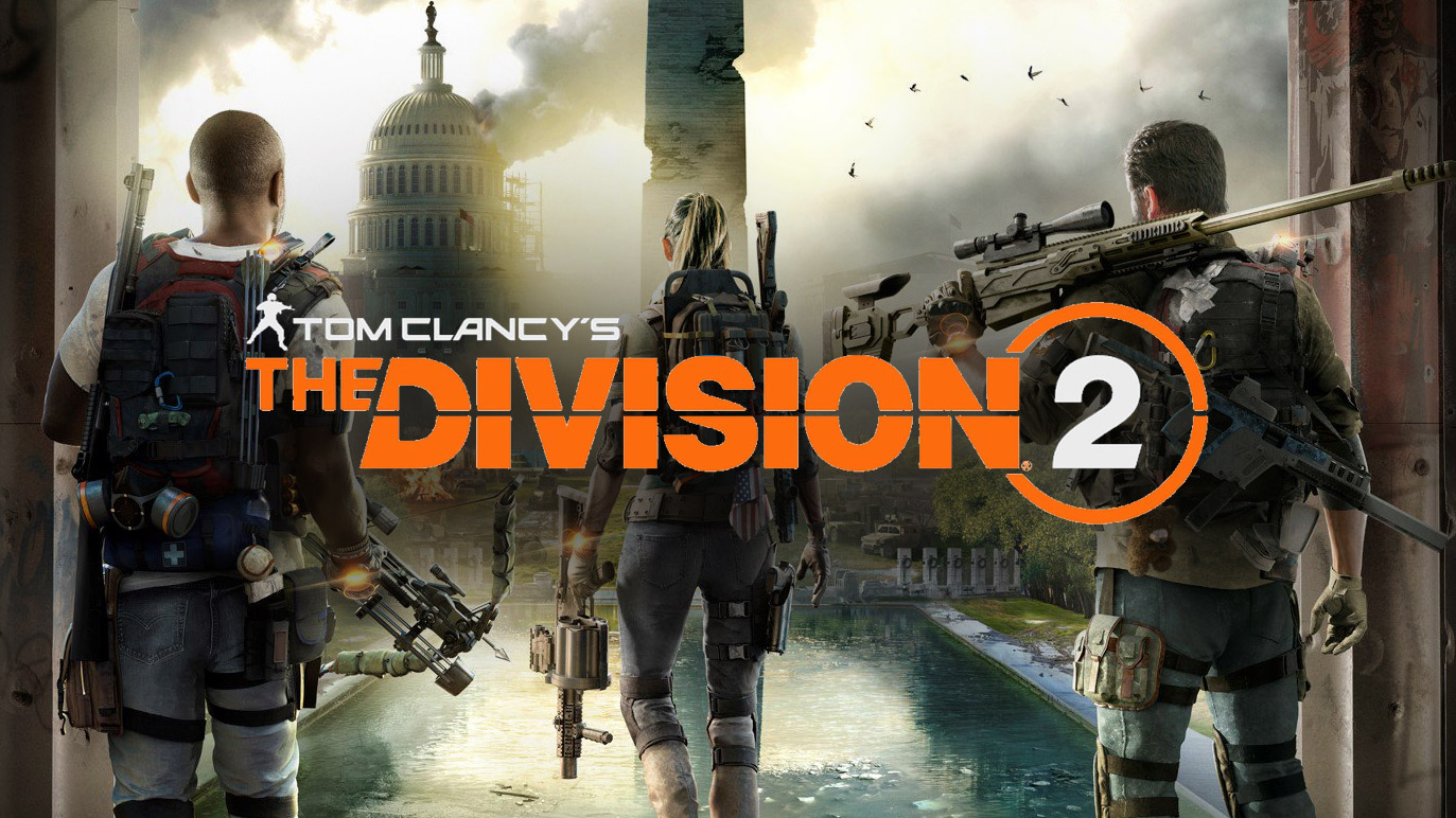 Tom Clancy's The Division 2 (EPIC LAUNCHER) + Warranty 2019