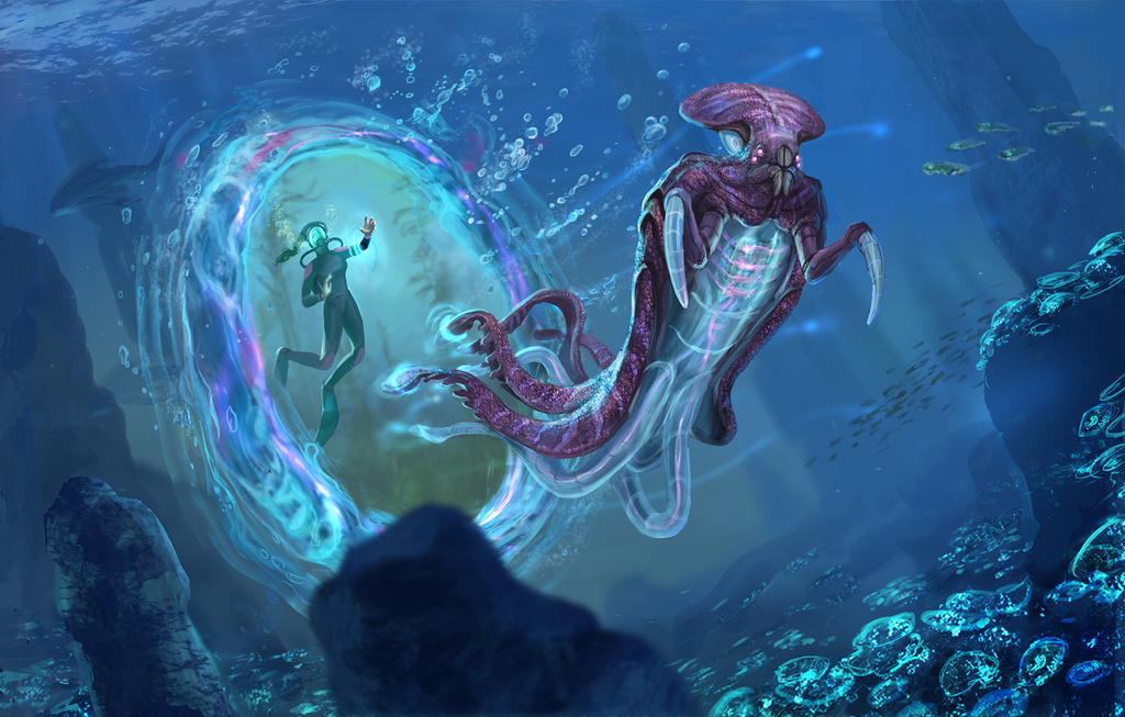 Subnautica (Steam Gift/RU CIS)