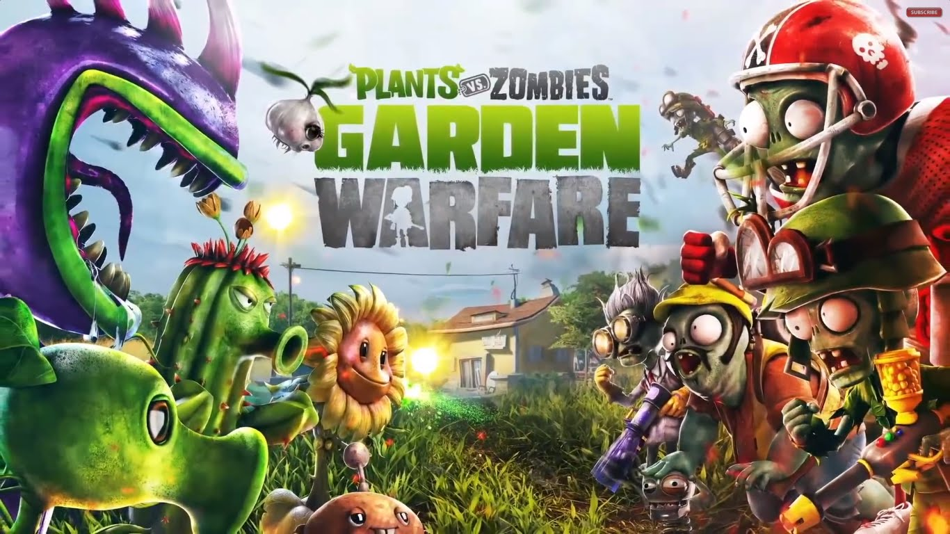 Plants vs. Zombies™ Garden Warfare + Бонус
