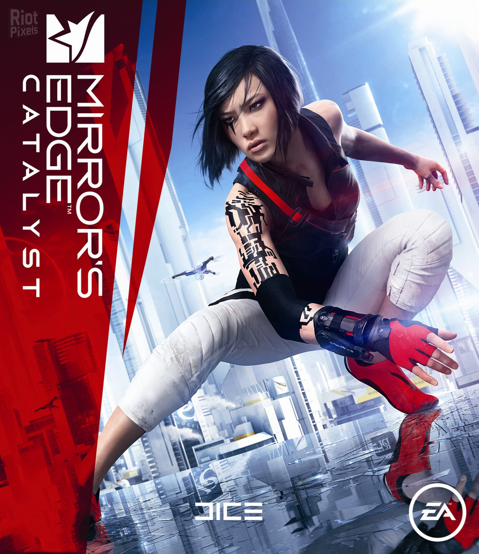 Mirror´s Edge™ Catalyst  Sekretki not installed