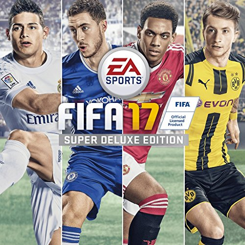 FIFA 17 Super Deluxe + Бонус