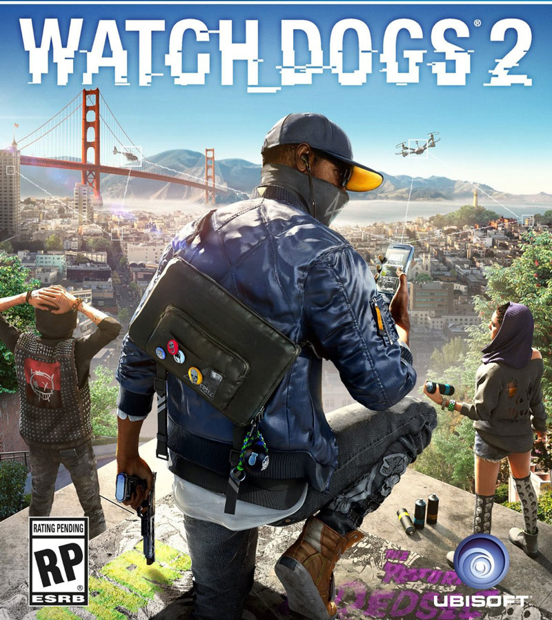 WATCH DOGS 2 Warranty MULTILANG (bonus)