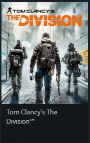Tom Clancy´s The Division + Far Cry Primal