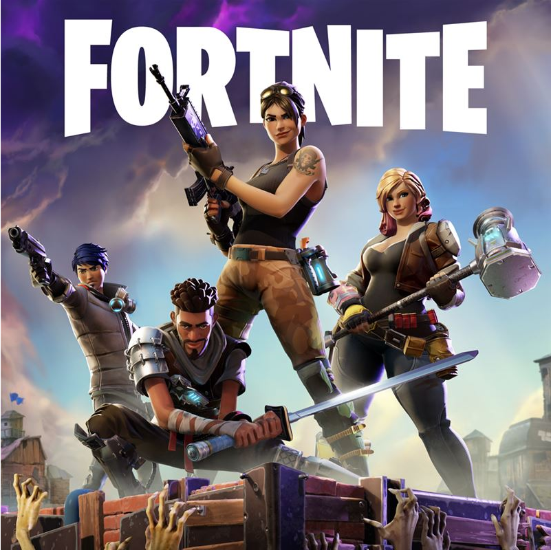 Fortnite account Deluxe Edition PVE