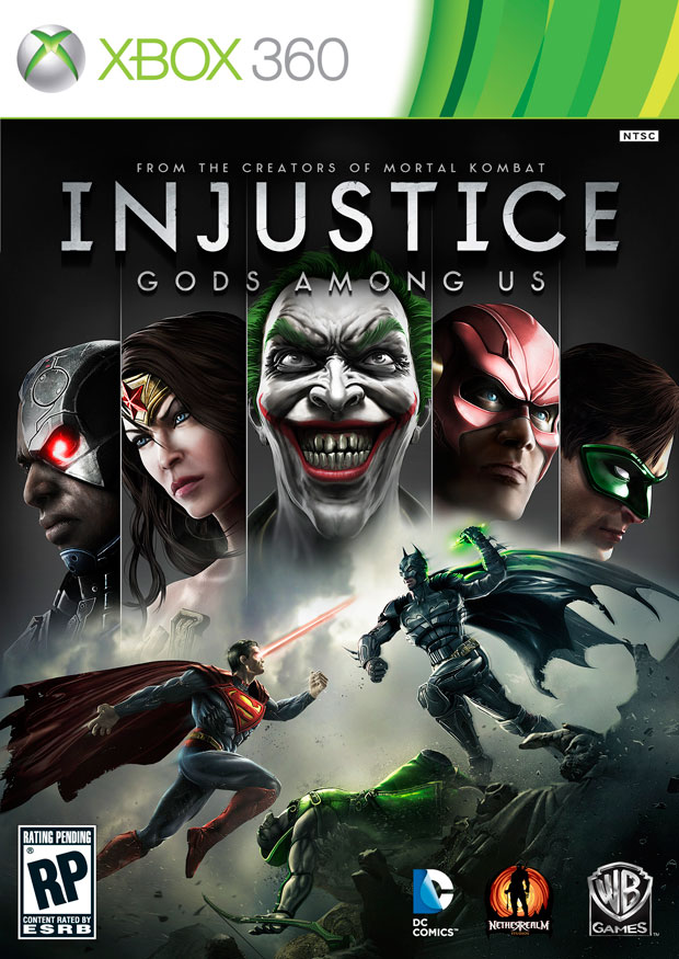 Injustice + Borderlands + Dead Space (Xbox 360) Shared