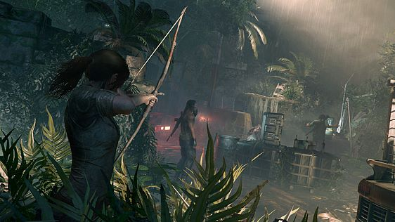 Shadow of the Tomb Raider Xbox One Activation P1 2019