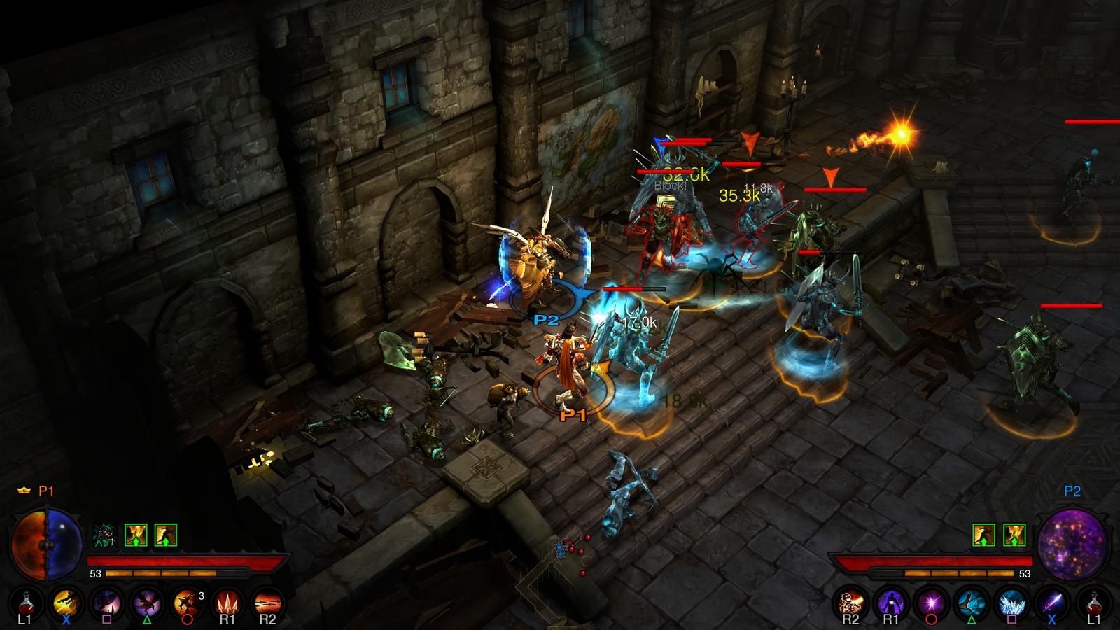 Diablo III: Eternal Collection Xbox One Activation P1 2019