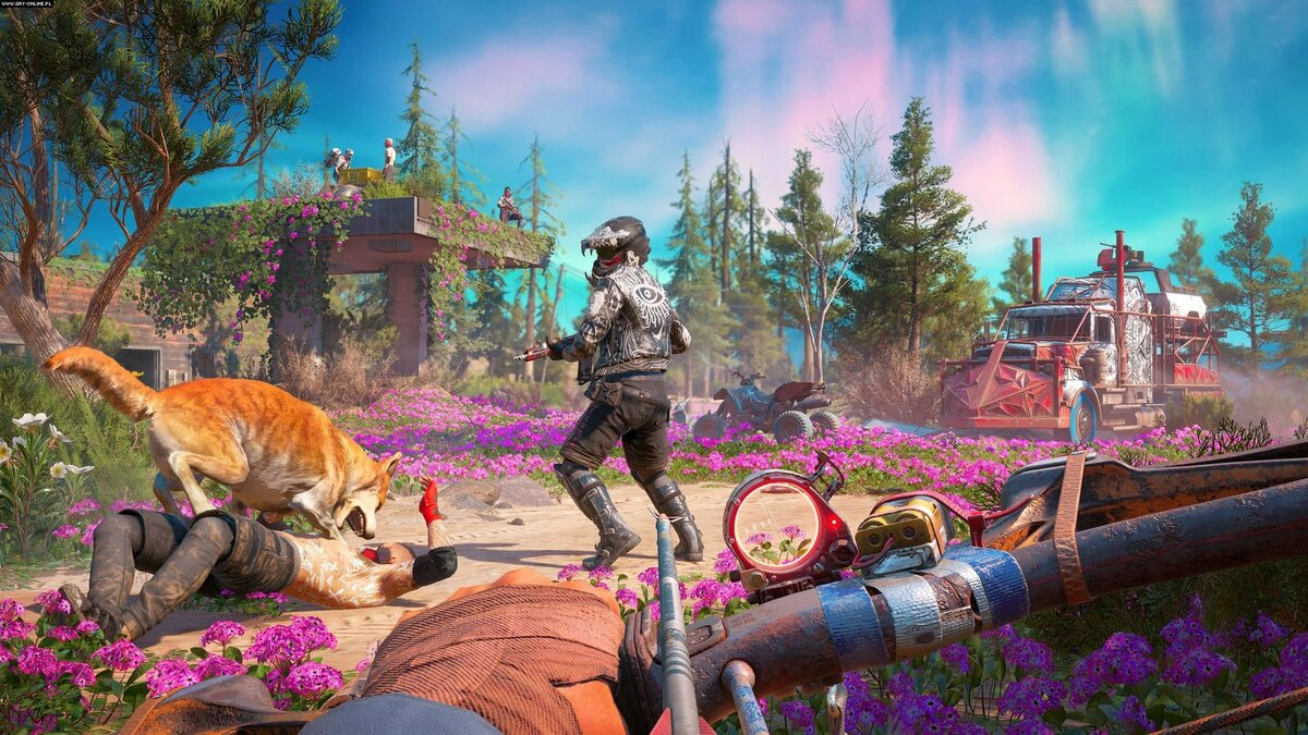 Far Cry New Dawn Xbox One ⭐⭐⭐