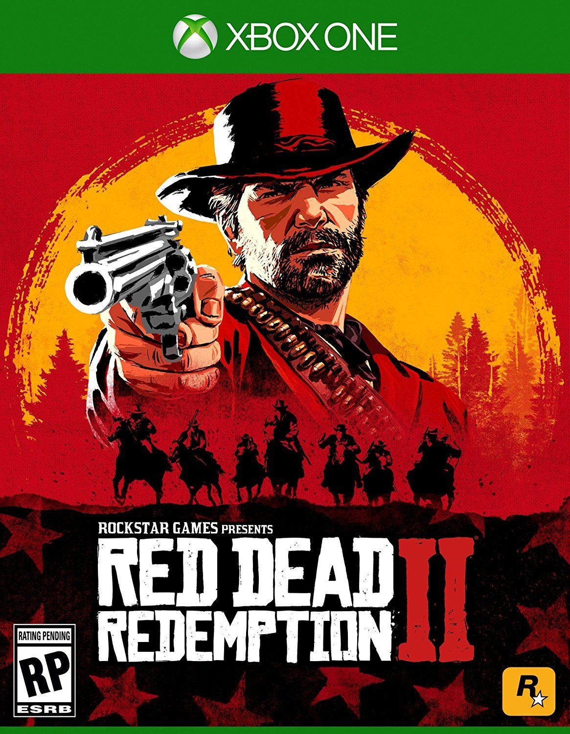 Red Dead Redemption 2 Xbox One 2019