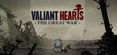 Valiant Hearts: The Great War Steam (RU/CIS)