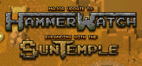 Hammerwatch (Steam GIFT / ROW / Region Free)