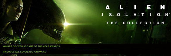 Alien: Isolation Collection  steam gift (RU+UA+CIS)
