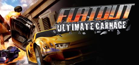 FlatOut: Ultimate Carnage steam gift (RU+UA+CIS) 2019