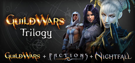 Guild Wars Trilogy steam gift REGION FREE / GLOBAL