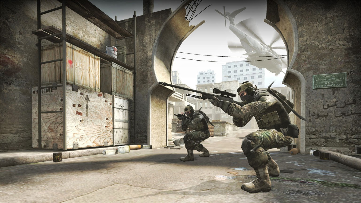 Counter-Strike Complete + Complete  RU/CIS + Discounts!