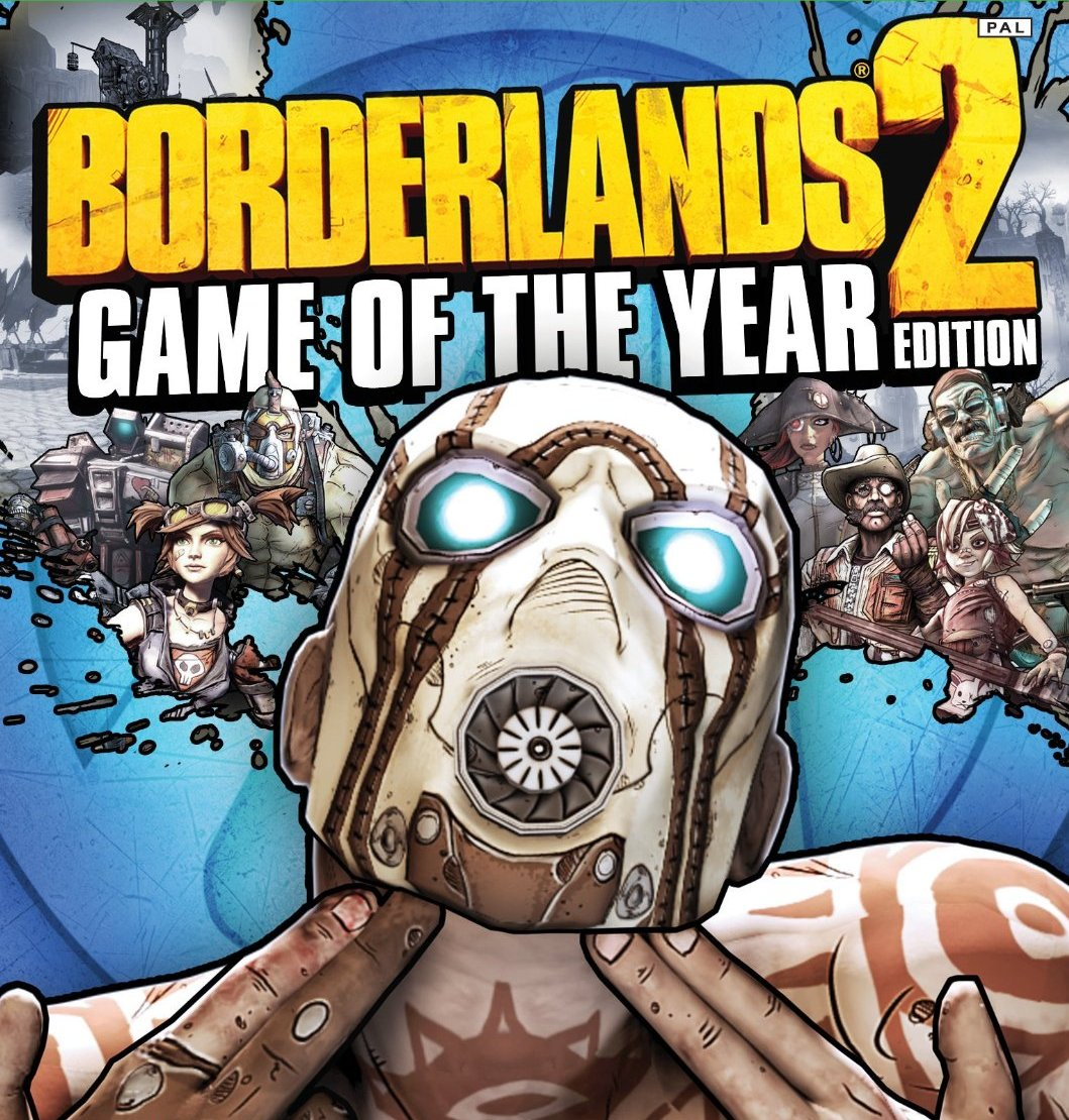 Borderlands 2 Game of the Year RU/CIS Gift + Present !