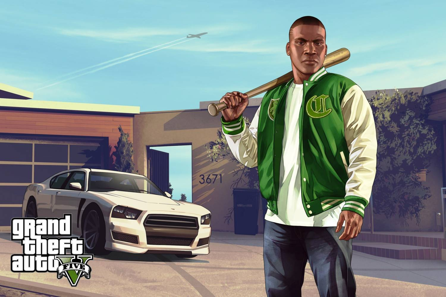 Grand Theft Auto V (RU/CIS) Steam Gift + Подарок