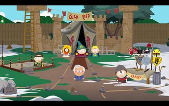 South Park™:The Stick of Truth (RU/CIS) Steam+Подарок
