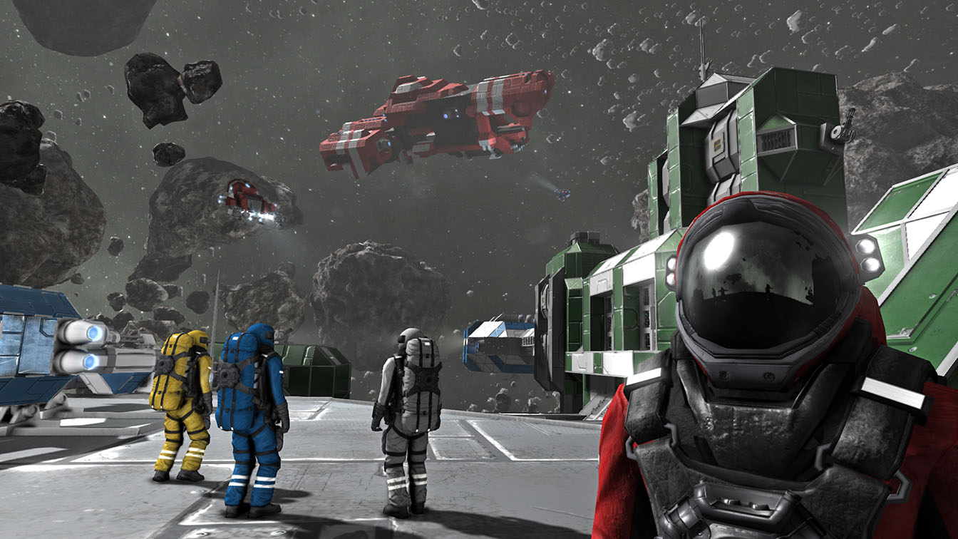 Space Engineers (Steam Gift/RU+CIS) + Подарок