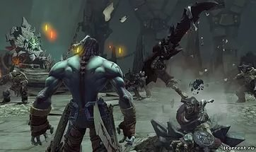 Darksiders II Deathinitive Edition (Steam Gift/RU+CIS)