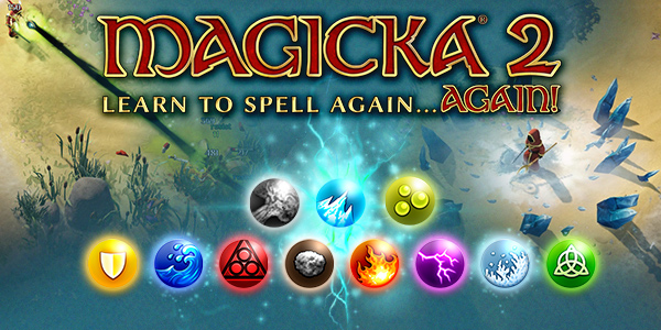 Magicka 2 (Steam Gift/RU+CIS)