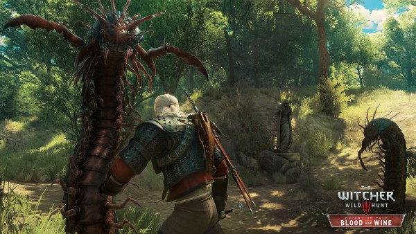 The Witcher 3: Wild Hunt - Blood and Wine Steam Gift/RU