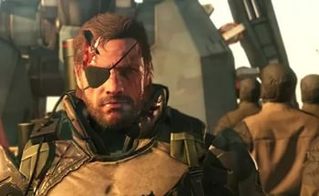 Metal Gear Solid V:The Phantom Pain Region free (ROW)