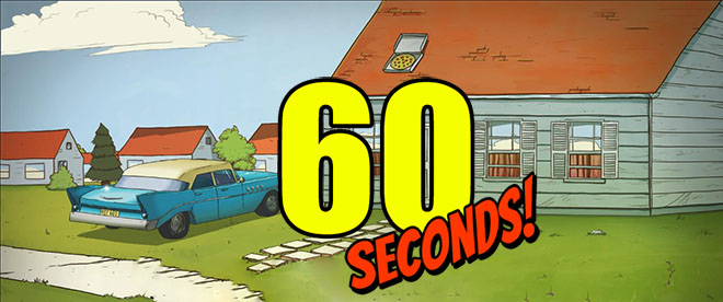 60 Seconds! (RU/CIS) Steam Gift