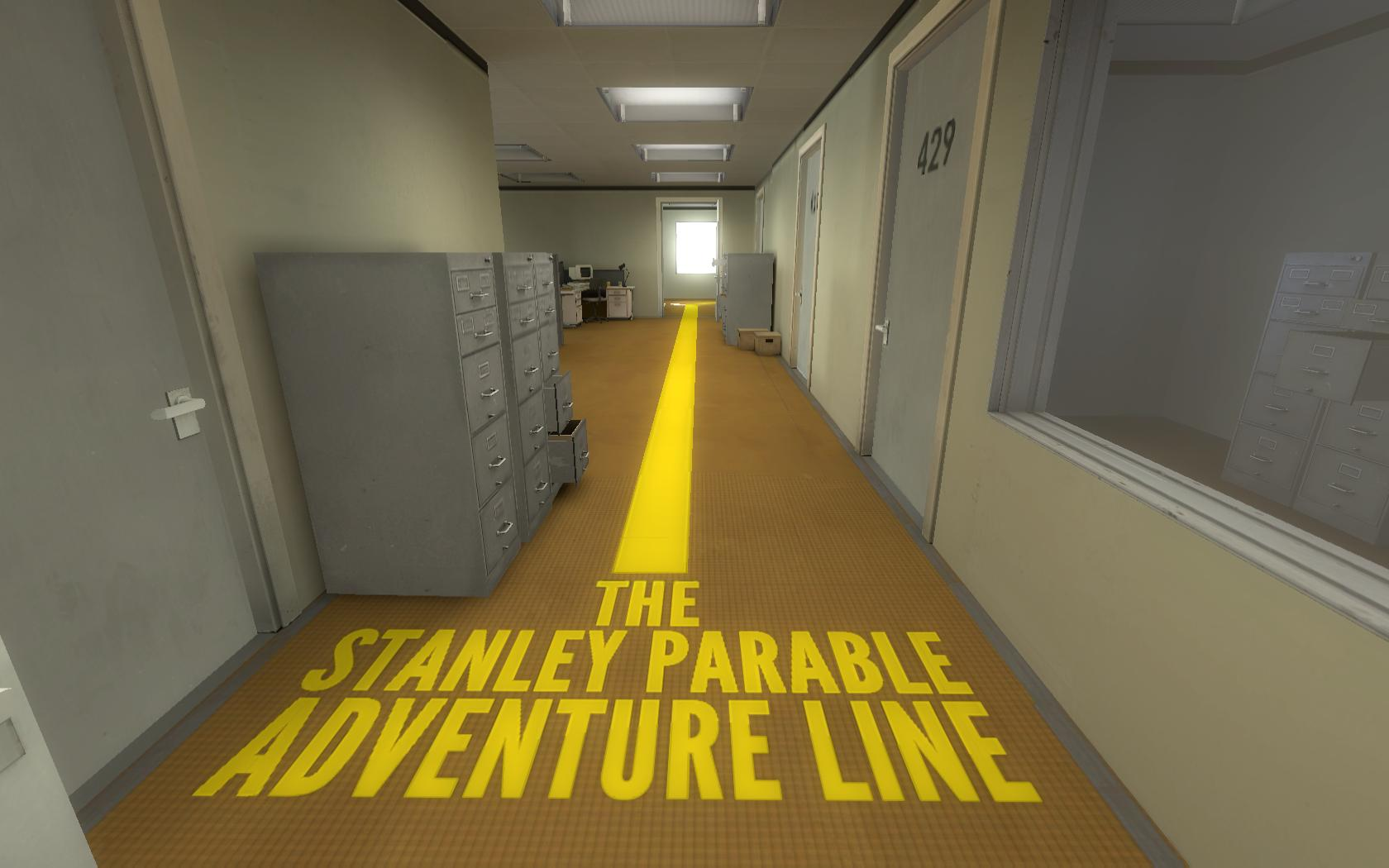 The Stanley Parable v12 file - Mod DB