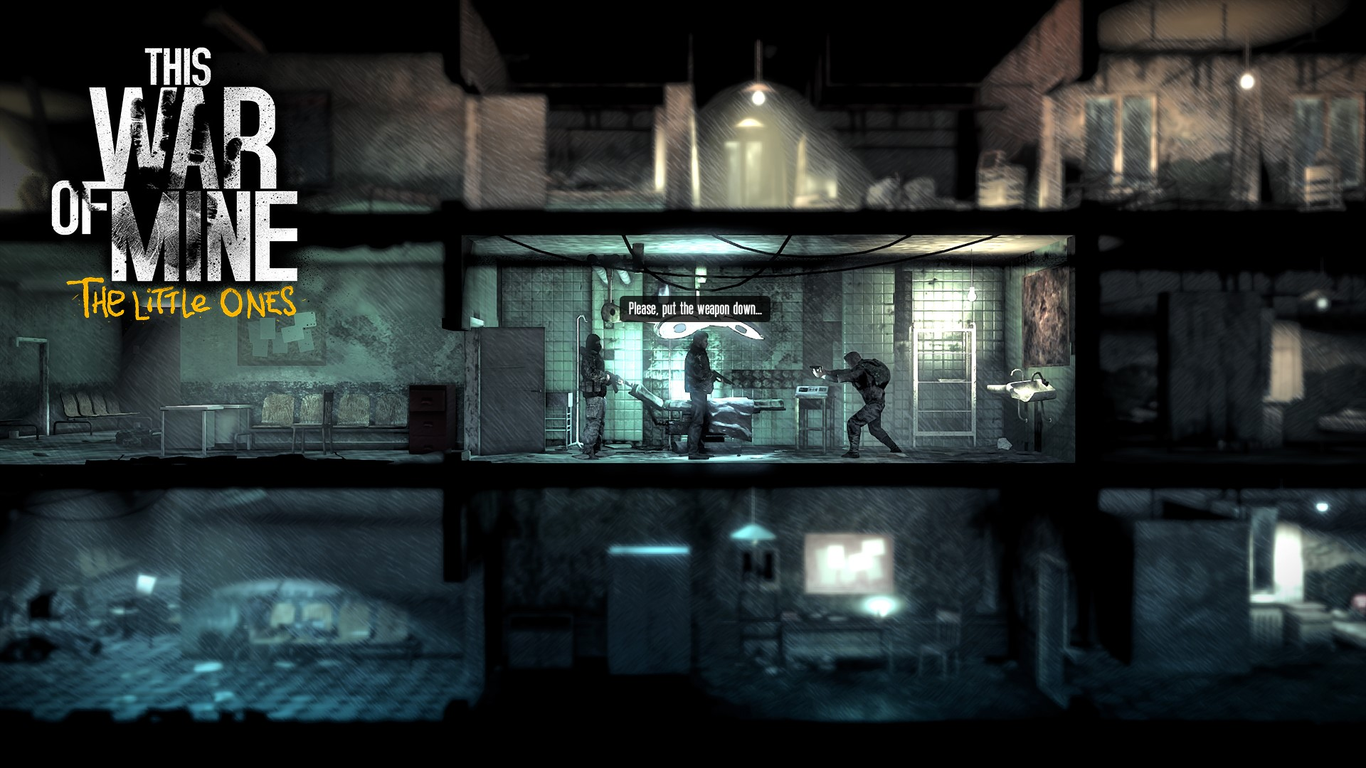 This War of Mine - The Little Ones DLC(Steam/Ru)