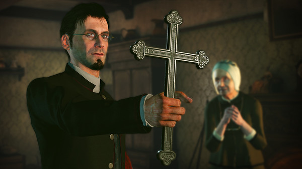 Sherlock Holmes: The Devil´s Daughter (RU/CIS) Steam