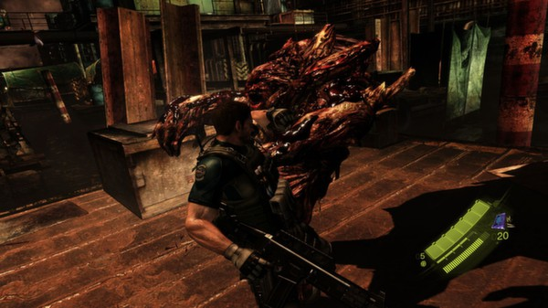 Resident Evil 6 Complete (RU/CIS) Steam Gift